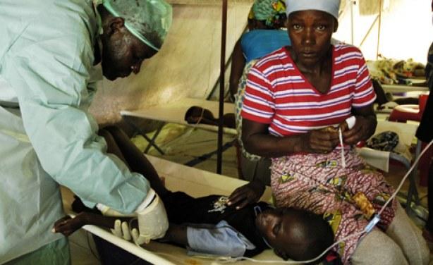 Cholera in Uganda