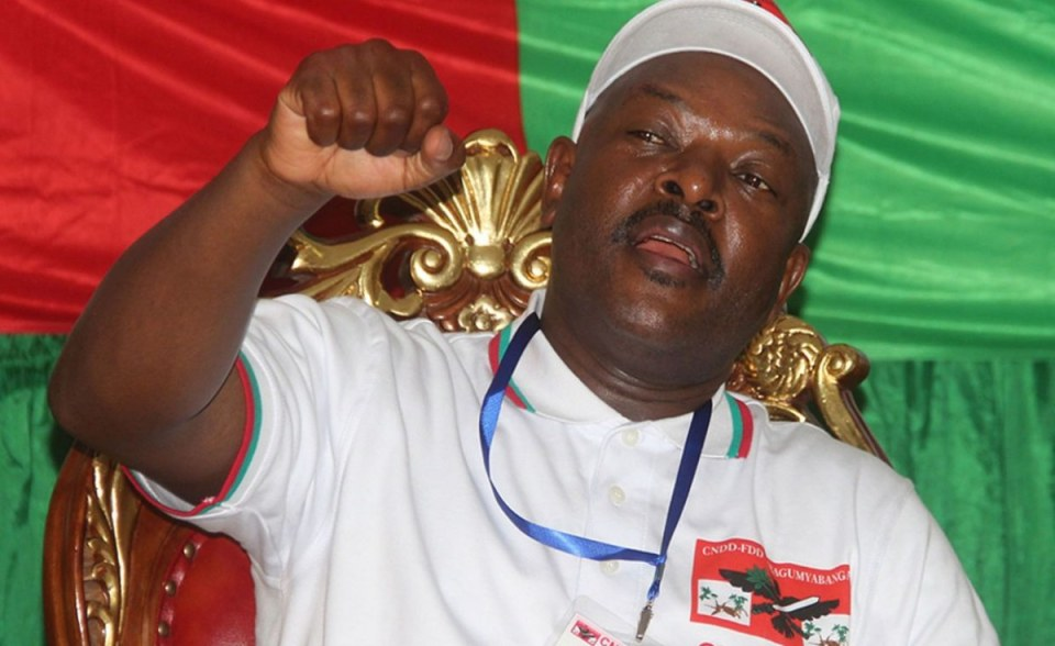 Image result for Burundi Election