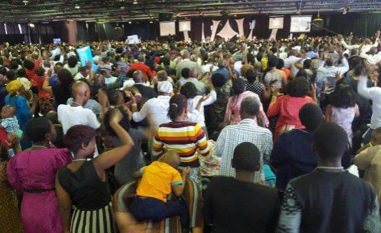 Malawi There You Go Bae Prophet Bushiri Shocked With