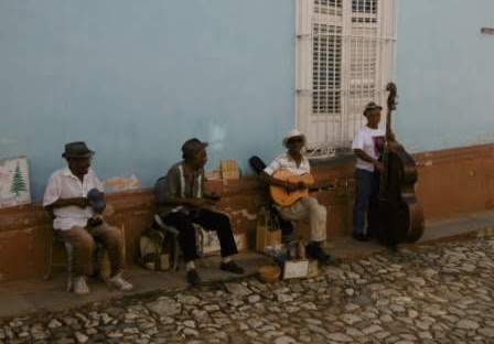 musiciens Trinidad
