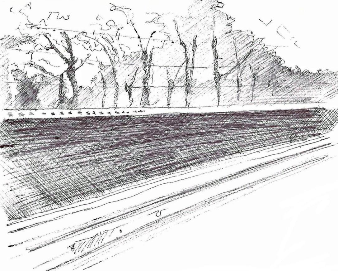 Vue du train