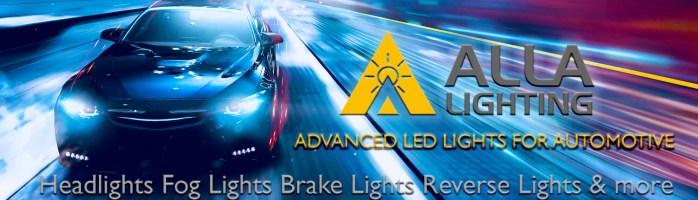 LED Headlight Bulbs Upgrade for Cars Trucks SUVs Motorcycles at ALLALighting.com