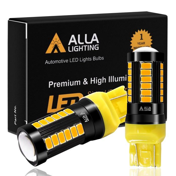 CAN Bus LED Bulbs FAQ Error Free Headlight Fog Signal Reverse Lights