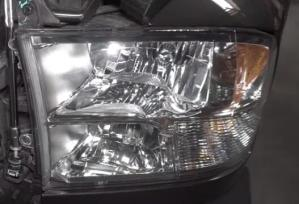 2019 2020 Dodge Ram 1500 High Beam Headlight Removal Upgrade Change Replace Headlight Assembly