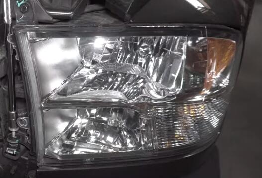 2019 2020 Dodge Ram 1500 High Beam Headlight Removal Upgrade Change Replace Headlight Assembly