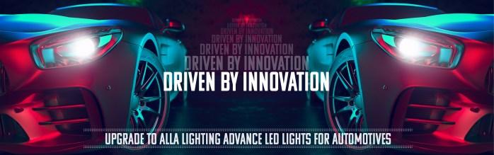 driven by innovation Halogen vs HID vs LED Headlights