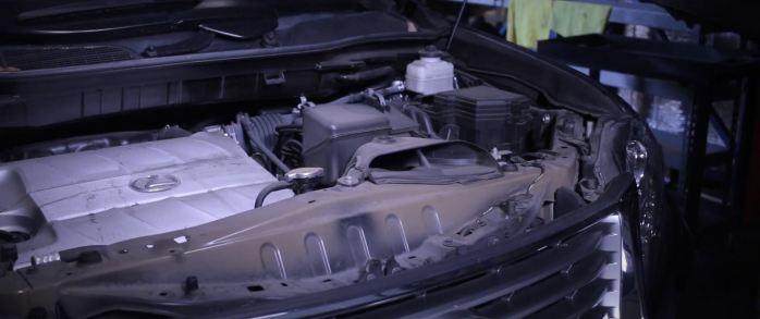 2007 - 2015 Lexus RX350 NEW Brightest Low beam headlight upgrade & install 4