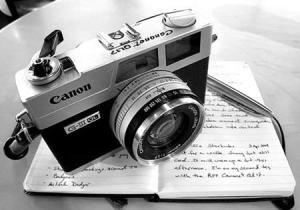 camera-and-writers