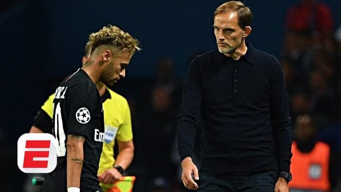 Neymar Transfer News
