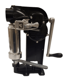 S202 Master Handcrank Beverage Can Sealer
