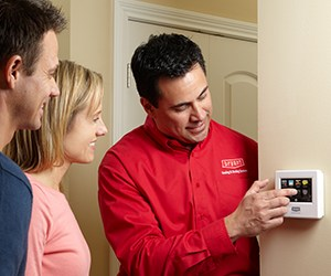 Save With Programmable Thermostats