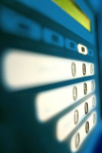 Alarm Panel Keypad