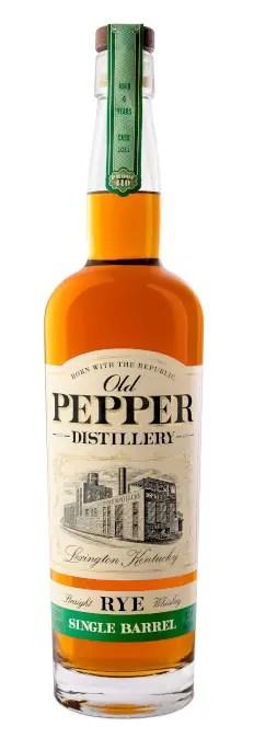 Old pepper rye