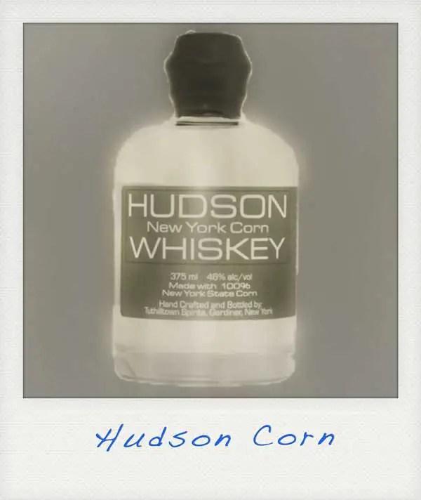 whiskey smoothest corn hudson