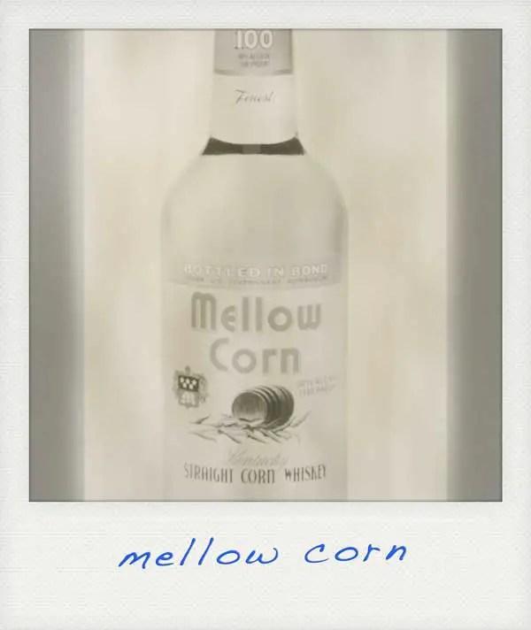 smoothest corn whiskey mellow corn