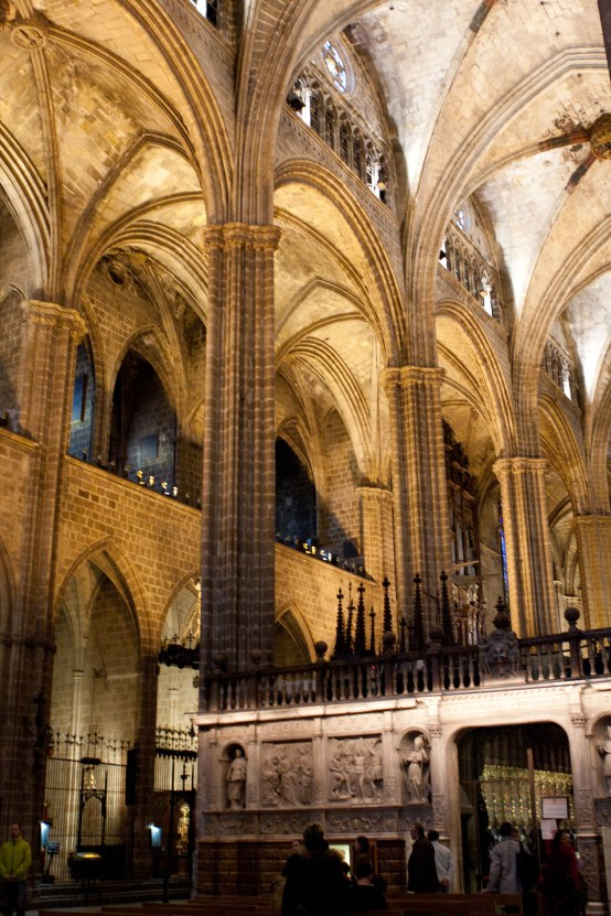 Barri Gotic Cathedral
