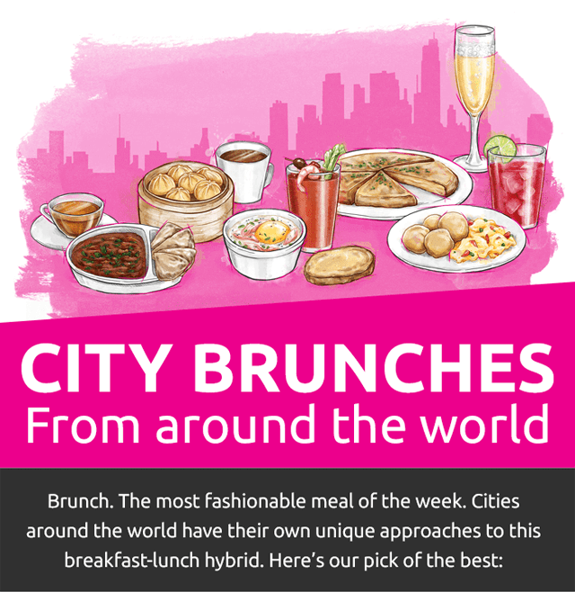 Brunch in Cities | allandaboutqa