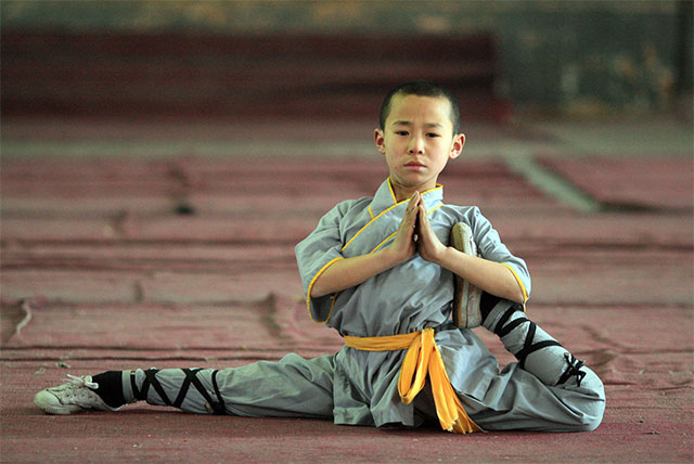 Kung-Fu-Shaolin-Child-Asian-Culture-Art-Sport