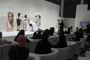 14th Heya Arabian Fashion Exhibition Wraps Up With Approximately 10 000 Visitors 31 Fashion Shows All About Your Lifestyle Guide In Qatar