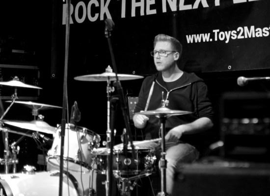 All & Sundry live beim TOYS2MASTERS Basic Level im JUZ Live Club Andernach
