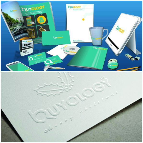 Branding - Buyology - Identity design, collateral design, website design, brand manual