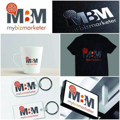 Branding - My Biz Marketer - Rebranding, identity design, brand collateral