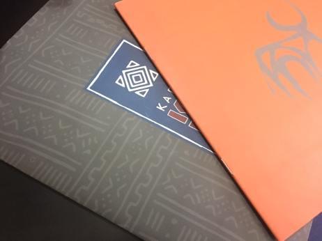 Design & Print - Ankole Menus