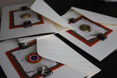 Handmade custom invitations for any occassion