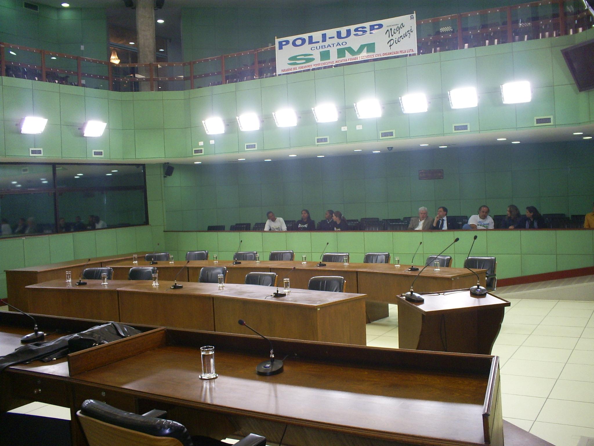 Plenário vazio. Virou rotina na Câmara. (Foto: Allan Nóbrega - arquivo)