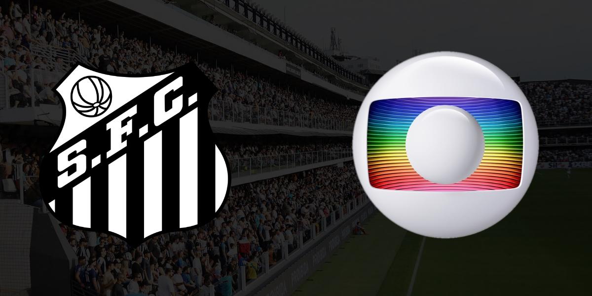 Santos tem menos espaço na Globo na era dos pontos corridos