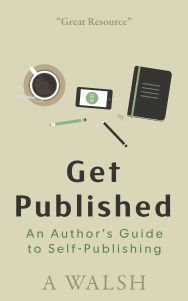 Cover of book 'Get Published'
