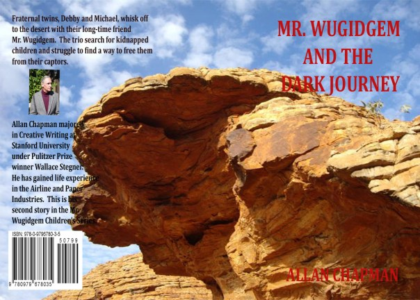 MR. WUGIDGEM AND THE DARK JOURNEY - PRINT EDITION