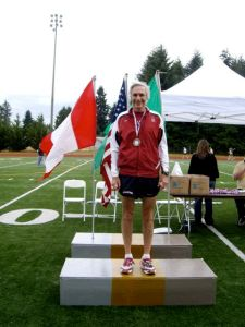 Washington State 2008 Senior Games 800 meters