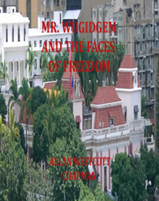 Mr Wugidgem And The Faces Of Freedom NEW COVER 2048X 2048
