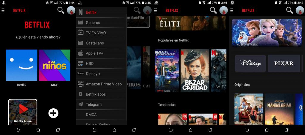 Betflix TV APK Android V 1.0 [latest] | ALL APK TV