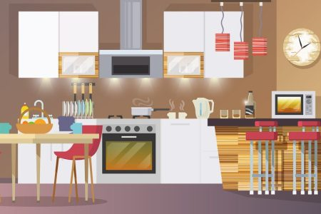 How to Clean the Kitchen Thoroughly   All Area Appliance How to Clean the Kitchen Thoroughly  How