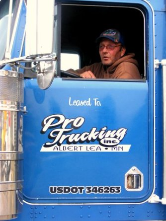 toys for tots--trucking toys