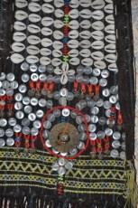 Kafiristan, copricapo di donna