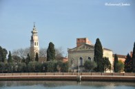 S. Lazzaro degli armeni skyline