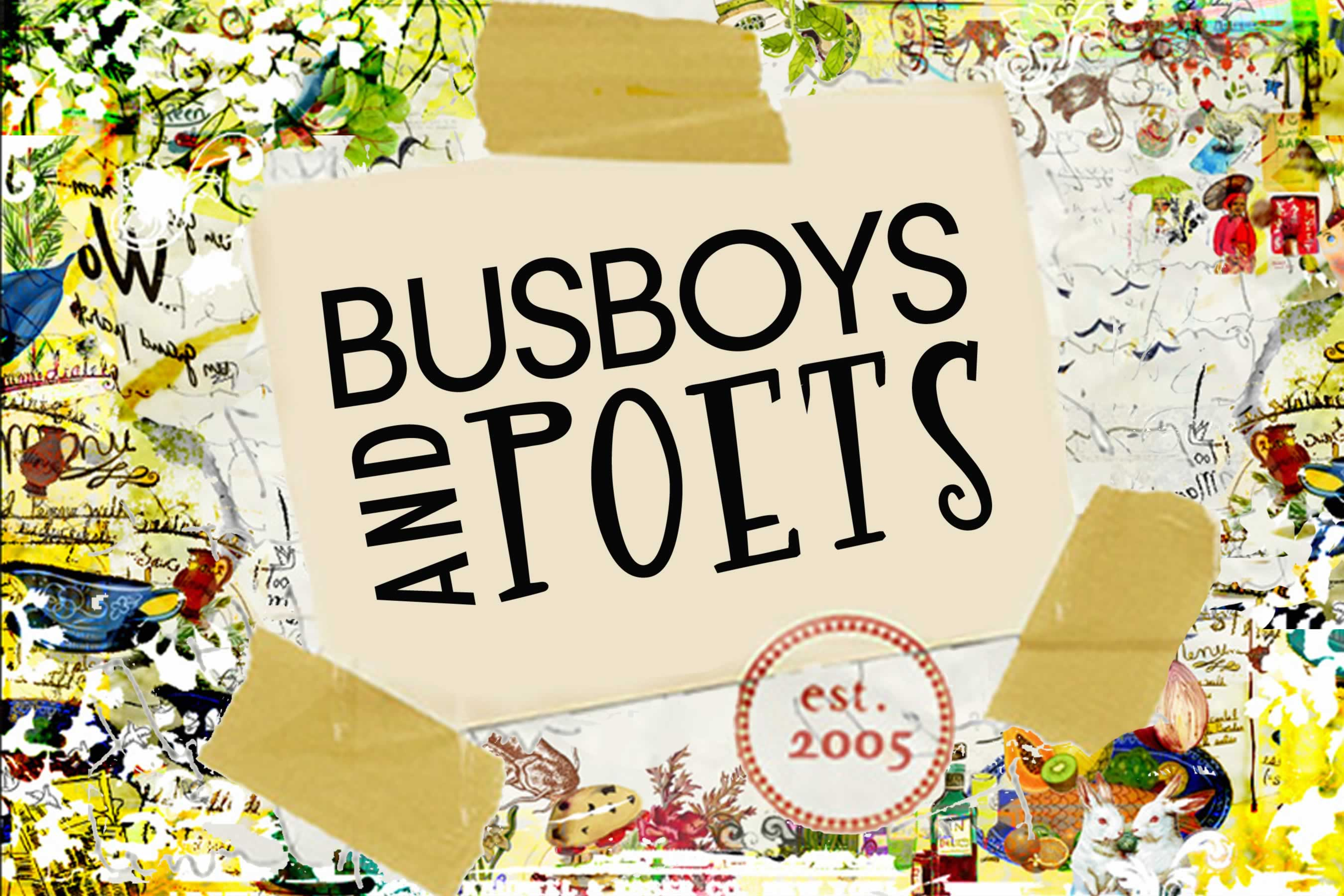 busboys and poets open mic