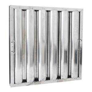 Grease Rated Aluminum Filters
