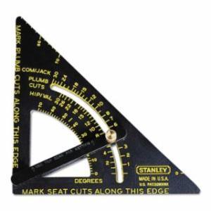 680-46-053 Premium Adjuable Quick Square Layout Tools, 6 3/4 in, Aluminum