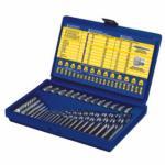 585-11135ZR 35-pc Screw Extractor & Drill Bit Set