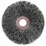 "804-15443 Copper Centerâ""¢ Wire Wheel, 2 in D x 3/8 in W, .008 in eel Wire, 20,000 rpm"