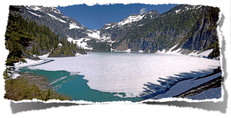 A Great Hike/Trail Running Day At Blanca Lake