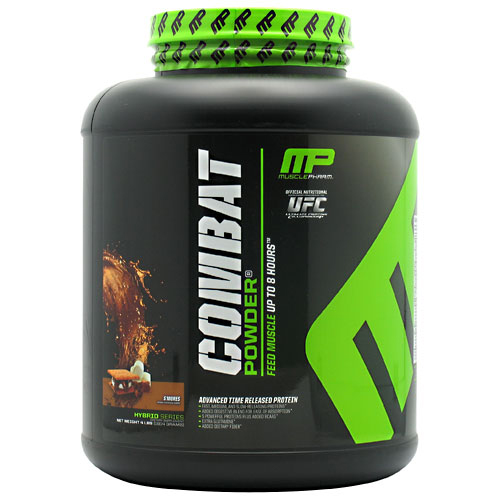 Muscle Pharm Combat Powder Review