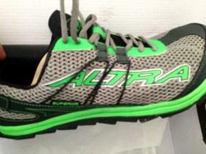 Altra Superior shoes