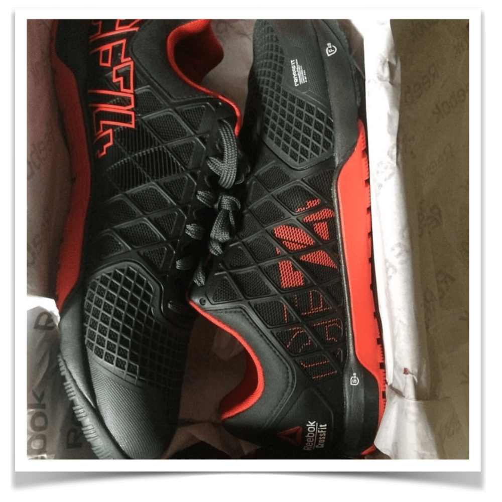 Reebok CrossFit Nano 4 Shoe Review