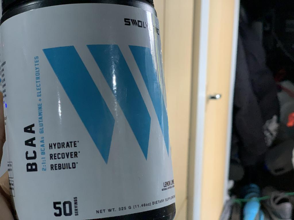 Swolverine BCAA for muscle recovery and performance