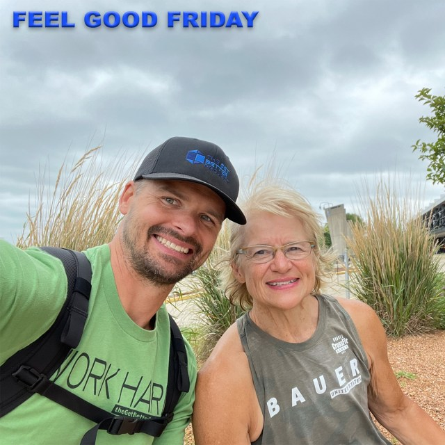 Feel Good Friday - CrossFit Games - UCAN with Joe Bauer and Patty Bauer